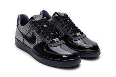 """Nike Air Force 1 Downtown """"Zebra"""" • Highsnobiety"""