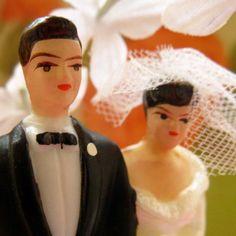 Vintage Bride and Groom Wedding Cake Topper Plastic door ChockaBlock Vintage Cake Toppers, Wedding Cake Toppers, Wedding Cakes, Black Tux, Perfect Couple, Bridal Shower Gifts, Romantic Couples, Wedding Bells, Bride Groom