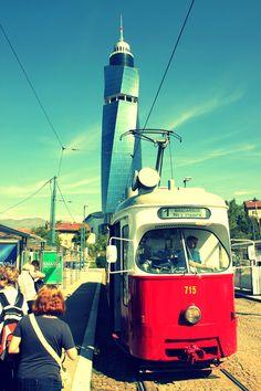 Sarajevo, Bosnien-Herzegowina Busses, My Town, Serbian, Bosnia And Herzegovina, Albania, Eastern Europe, Capital City, Montenegro, Nostalgia