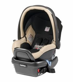 "The Peg-Perego Primo Viaggio 4-35 Infant Car Seat offers advanced protection for your child's first trip (""primo viaggio"") while featuring a sleek, modern design and luxurious Italian leather. Accommo  Very good for most a babyhttp://www.travelsystemsprams.com/"