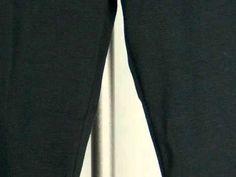 Anita G, Black Leggings - http://www.whitetights.org/anita-g-black-leggings/