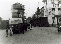 Oud-Beijerland, Marktplein 5-11-1949