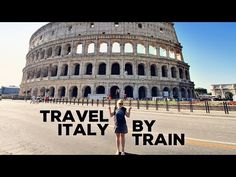 How To Travel Italy By Train - A First Timer's Guide Incl. Things To Do And Places To Stay - Travel Blog @Just1WayTicket