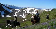 Trail Ride – B & F Camp