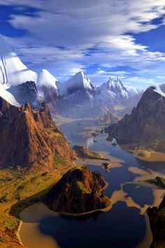 The Mourne Mountains, Northern Ireland - via Nature Photography