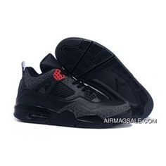 7c64f622f001 Air Jordan 4 Retro - Air Jordan 4 Retro Cavs Black Orange Blaze-Old ...