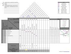Excel Spreadsheets Help: RACI Matrix Template in Excel