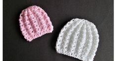 The Little Surprise Baby Hat features a lovely stitch pattern you won't be able to resist. Plus, you will find a little surprise as you knit, so there's even more incentive to get started on this free knitting pattern for baby. Baby Cardigan Knitting Pattern Free, Baby Hats Knitting, Crochet Baby Hats, Baby Knitting Patterns, Loom Knitting, Crochet Patterns, Free Knitting, Knitted Hats, Baby Hat Patterns
