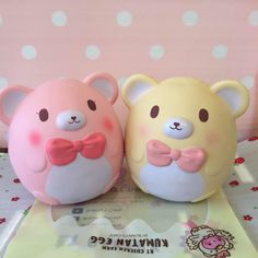 Springtime news and offers from our kawaii sponsors with discounts on kawaii stationery, fabric and stickers + free squishies, sales & giveaways! Jumbo Squishies For Sale, Free Squishies, Homemade Squishies, Silly Squishies, Ibloom Squishies, Slime And Squishy, Diy Squishy, Sanrio, Hello Kitty