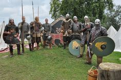 Wolin festival in Poland (Slavic and Viking Reenactment) - 9 page views remaining today