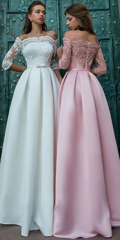Glorious Tulle & Satin Off-the-shoulder Neckline A-line Prom Dresses With Lace Appliques & Belt, Shop plus-sized prom dresses for curvy figures and plus-size party dresses. Ball gowns for prom in plus sizes and short plus-sized prom dresses for A Line Prom Dresses, Ball Dresses, Bridal Dresses, Ball Gowns, Bridesmaid Dresses, Formal Dresses, Prom Gowns, Pretty Dresses, Beautiful Dresses