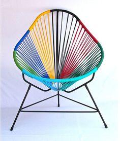 Acapulco Chair by Ocho