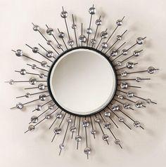 Diamond Mirror- Home Decorator's Collection