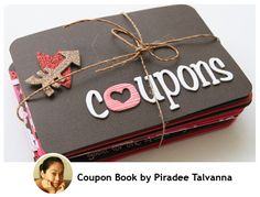 give a coupon book full of little favors for your mom this mother's day. // great gift any time of year!