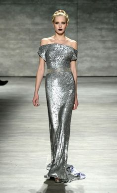Mercedes-Benz Fashion Week : Fall 2014 Venexiana