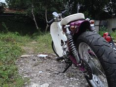 Lets ride my honda C70