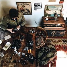 Pack a lot of cameras... Shoot a lot of film! @1924us & @gavinlvngston getting re... | Use Instagram online! Websta is the Best Instagram Web Viewer!