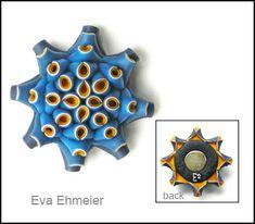 Brooch by Eva Ehmeier