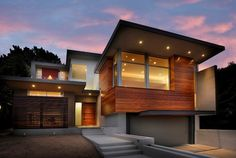 Caralli Residence - modern - exterior - san diego - by Kevin deFreitas Architects AIA