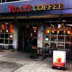 seattle's tully's coffee