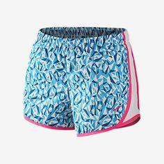 2fcec2f4fe0a10 Nike Tempo Allover Print 2 Girls  Running Shorts · Girls Nike ShortsSport  ...