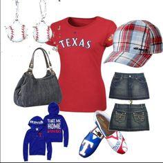 Rangers Baseball!