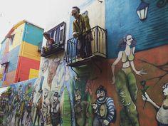 #buenosaires #buenos #caminito #bocajuniors #labamboneira #itravel #myview #picoftheday #picture #instafollow #trip #argentina #argentino #tango #mafalda #parrilla #carne #quilmes #aerolineasargentinas #recoleta by amandacustodioo
