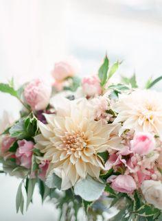 Photography: Laura Ivanova - www.lauraivanova.com  Read More: http://www.stylemepretty.com/2015/02/20/romantic-fall-wedding-at-lyndale-park-peace-garden/