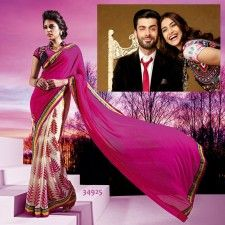 Bollywood sarees online India: Sunfashions.in is India's best online shopping portal for buying bollywood sarees online. We offer latest and trendy bollywood sarees online at reasonable price. For more: Bollywood saree online in India