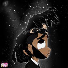 Travis Scott Iphone Wallpaper, Travis Scott Wallpapers, Dope Cartoons, Dope Cartoon Art, The Weeknd Poster, Abel The Weeknd, Vs The World, Love U Forever, Hip Hop Art