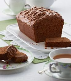 Chocolate Philly Loaf - This is about the sweetest, most chocolatey kind of loaf there is. Perfect for afternoon tea or the lunchbox, this loaf keeps well too!