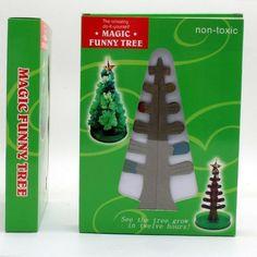 Magic Growing Christmas Tree - Multi-color