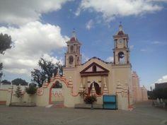 Iglesia, Tepeyahualco, Puebla