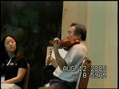 ▶ Chin Kim master class Paganini 17 GMMFS 05-8-12 - YouTube