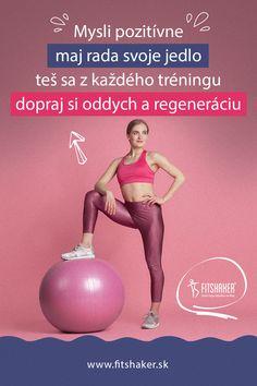 Nezabudni na to, že nikomu nejde vždy všetko podľa plánu a aj ženy, ktoré sú štíhle, lebo cvičia a jedia vyváženú stravu, majú menštruáciu, oslavy, dovolenky a sú občas choré. Dôležité je myslieť pozitívne, mať rada svoje jedlo, svoj tréning, dopriať si oddych, regeneráciu. Nikto neschudne za pár týždňov. Je to dlhodobý proces. A musíš si zamilovať aj proces, inak tvoje výsledky nikdy nebudú trvalé. #chudnutie #MotivaciaNaChudnutie Fit, Shape