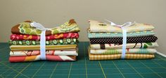 Fabric Giveaway at Mama's Crafts - 2 prizes of fat quarter packs