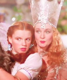 """Keep tight inside of them. Their magic must be very powerful or she wouldn't want them so badly."" -Glinda"