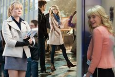 Luv Gwen Stacy/Emma Stone style