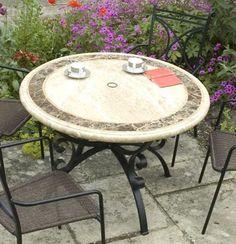 Monaco Patio Table