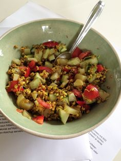 Moong Sprout Salad/One pot meal