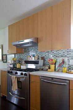 tiles Alison's Beautiful Modern Kitchen — Kitchen Tour