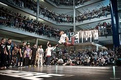 Red Bull BC One - All Stars to Battle at Notorious IBE!