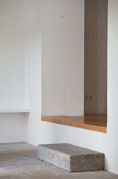 BRICK HOUSE - stair