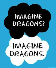 Imagine Dragons?  Imagine Dragons.   Wallpaper