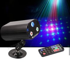 39.94$  Know more - http://aijrq.worlditems.win/all/product.php?id=32650354898 - Remote Control Laser light LED Stage Light Lamp Laser Projector Stage Light Laser Flashlight Sound Control DJ Disco Party KTV
