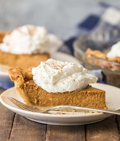 Elevate a classic with Brown Sugar Pumpkin Pie! Utterly delicious and just begging to be the star of your Thanksgiving menu. Sugar Pumpkin Pie Recipe, Easy Pumpkin Pie, Vegan Pumpkin Pie, Homemade Pumpkin Pie, Pumpkin Pie Recipes, Sweet Potato Souffle, Pumpkin Pie Smoothie, Easy Holiday Recipes, Sweet Pie