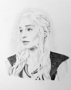 Handmade portrait drawings. Get your own. Khaleesi, Game Of Thrones Characters, Portrait, Drawings, Handmade, Fictional Characters, Art, Art Background, Hand Made