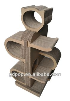 B-cl289 Corrugated Paper Cat Scratcher/cat House/cat Tree/cat Toy , Find Complete Details about B-cl289 Corrugated Paper Cat Scratcher/cat House/cat Tree/cat Toy,Cat House,Cat Climber,Cat Scratcher from Pet Beds & Accessories Supplier or Manufacturer-Shenzhen Mall Vanguard Paper Product Co., Ltd.