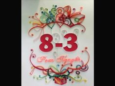 How to make Advanced Quilling Panpage fb : https://www.facebook.com/quillingcf/