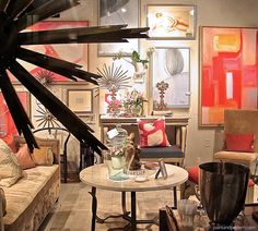 High Point Furniture Market 2014 IMAGES | High Point Design Trends for 2014 from the Fall Furniture Market. via ...